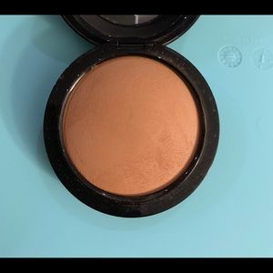New MAC baked bronzer in Give Me Sun
